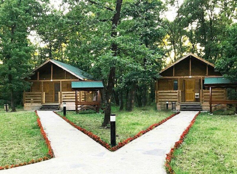 Sakarya İl Ormanı Tabiat Parkı Bungalow - Halal