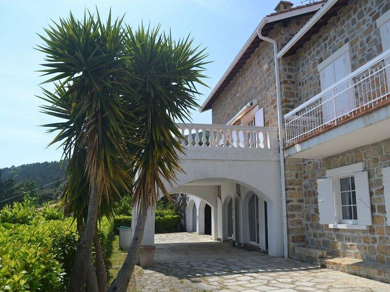 Modern Villa in Sanremo With Terrace