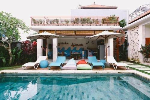 Гостевой Дом WaterBorn Bali