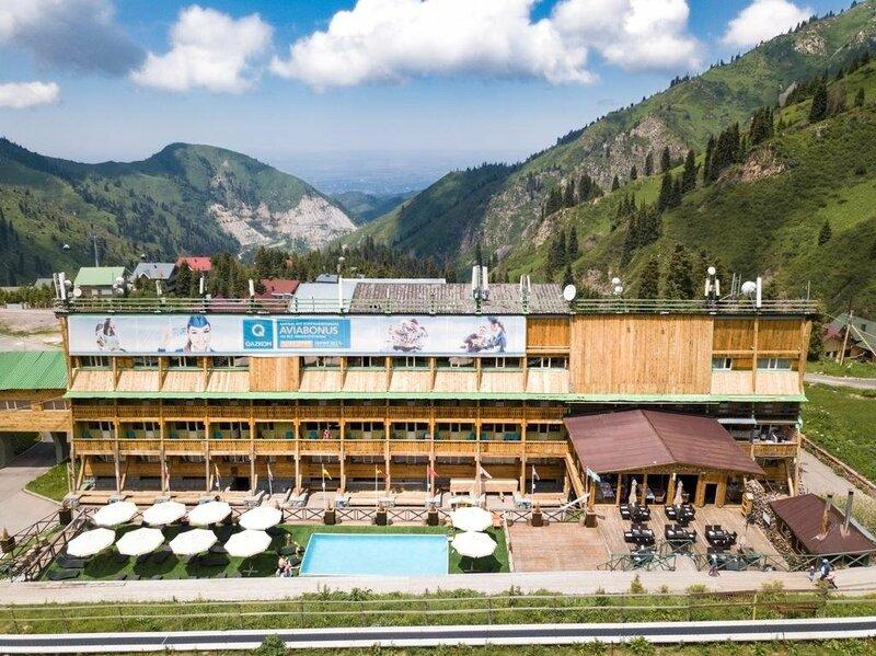 Шымбулак Резорт отель