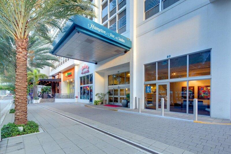 Hampton Inn & Suites Miami/Brickell-Downtown, Fl