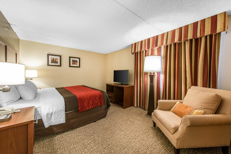 Comfort Inn & Suites Denver Northfield