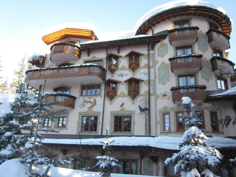 Hotel De Charme Les Airelles