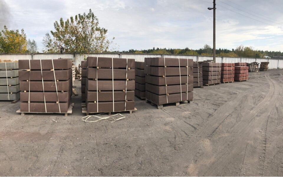 Фабрика декоративного бетона как бетонная смесь подается к месту укладки