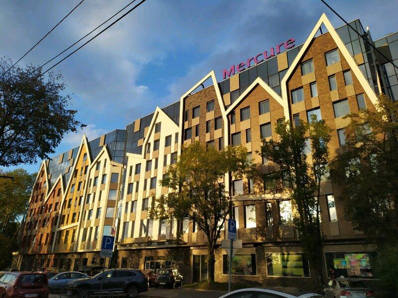 Mercure Калининград