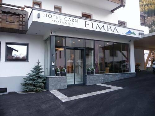 Hotel Garni Fimba