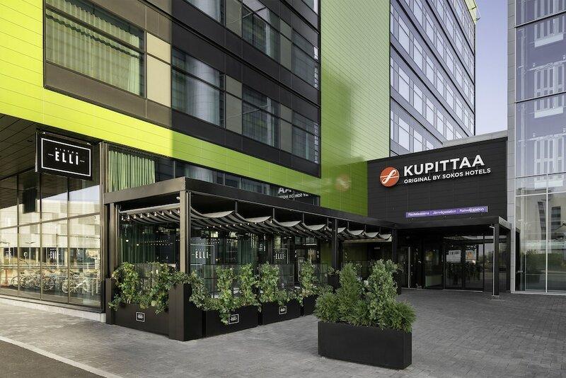 Original Sokos Hotel Kupittaa