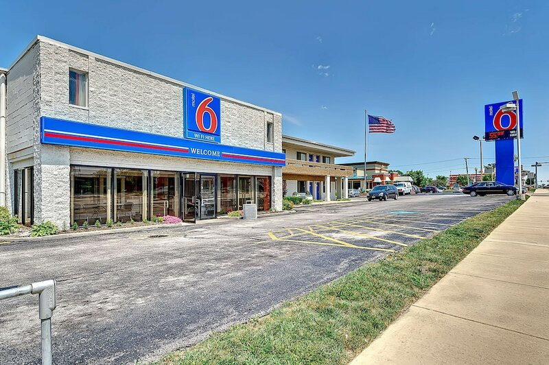 Motel 6 Villa Park, Il - Chicago West