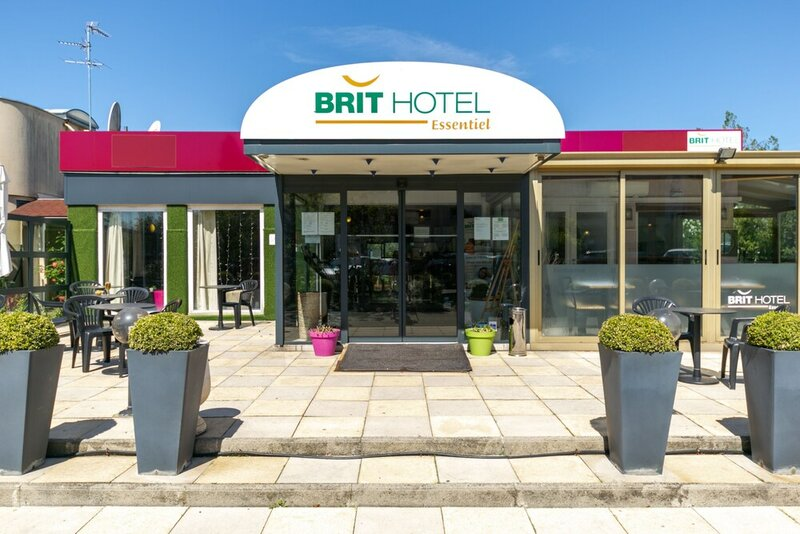 Brit Hotel Lyon Eurexpo