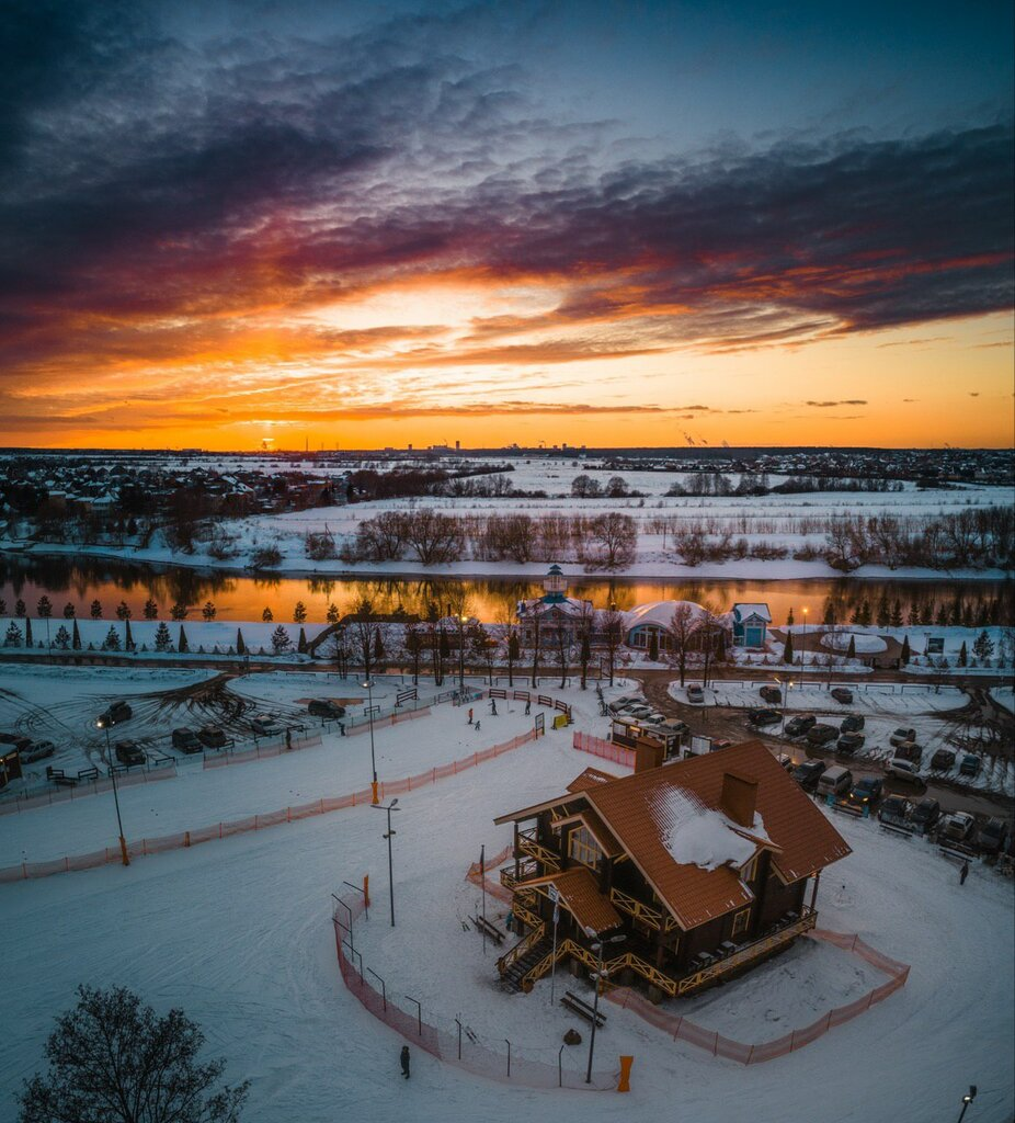 горнолыжный комплекс — Горнолыжный клуб Гая Северина — Москва и Московская область, фото №1