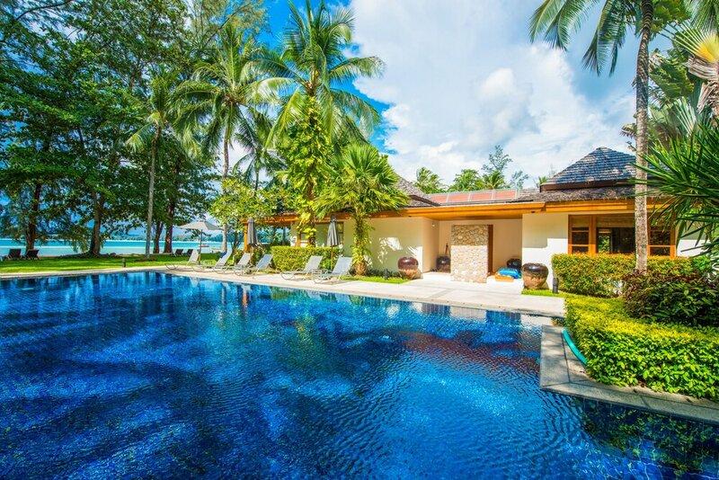 Charming Beachfront Villa on Bangtao