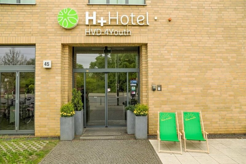 H+ Hotel 4 Youth Berlin Mitte