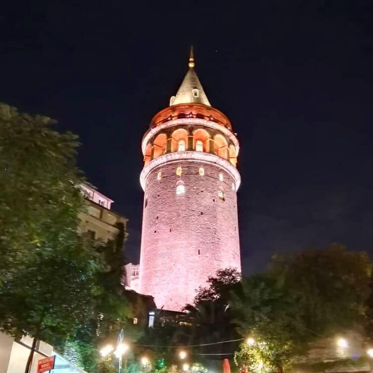 landmark, attraction — Galata Tower — Beyoglu, photo 1