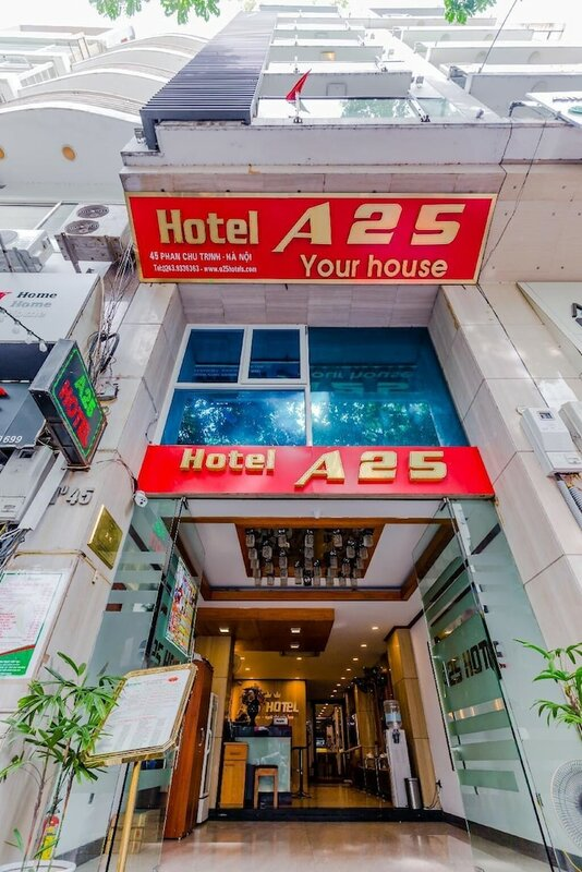 A25 Hotel - 45 Phan Chu Trinh