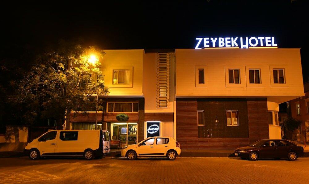 otel — Zeybek Hotel — Edremit, foto №%ccount%