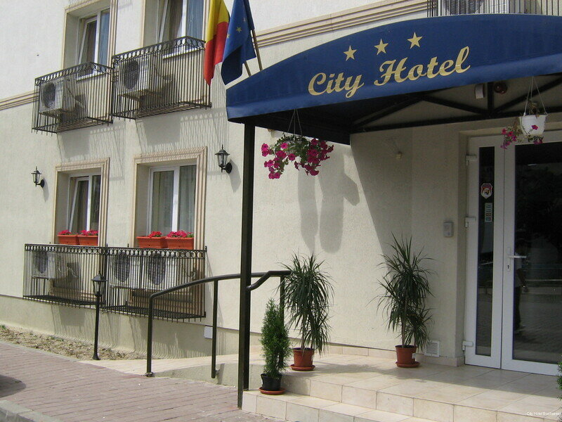 City Hotel Bucharest