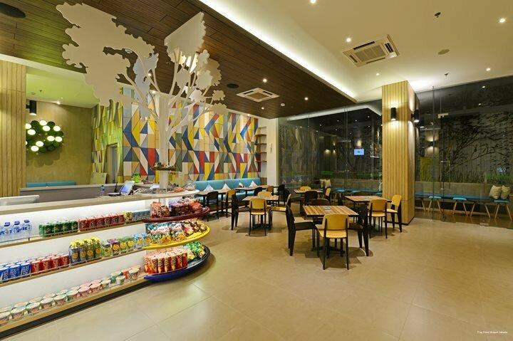 Pop! Hotel Airport Jakarta