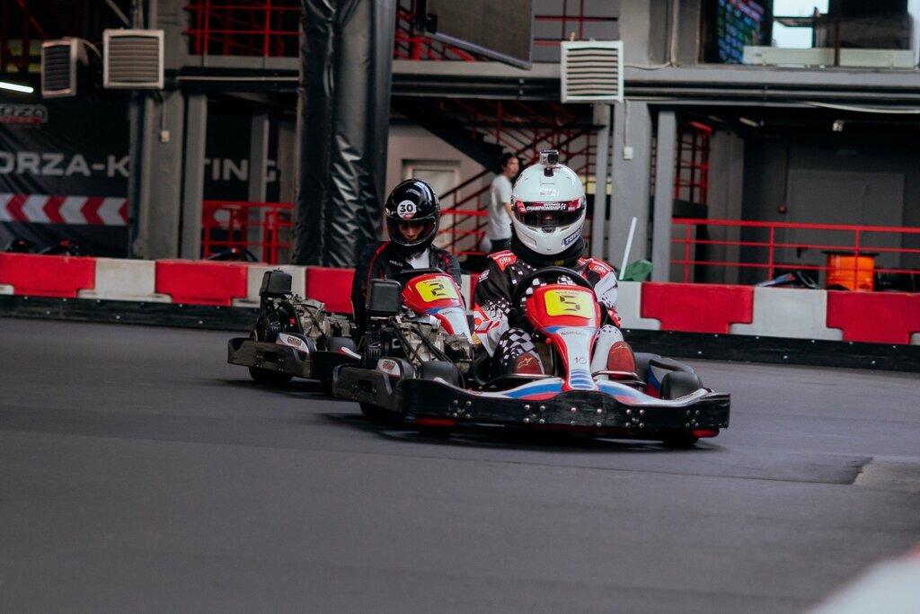 картинг — Forza Karting — Москва, фото №1
