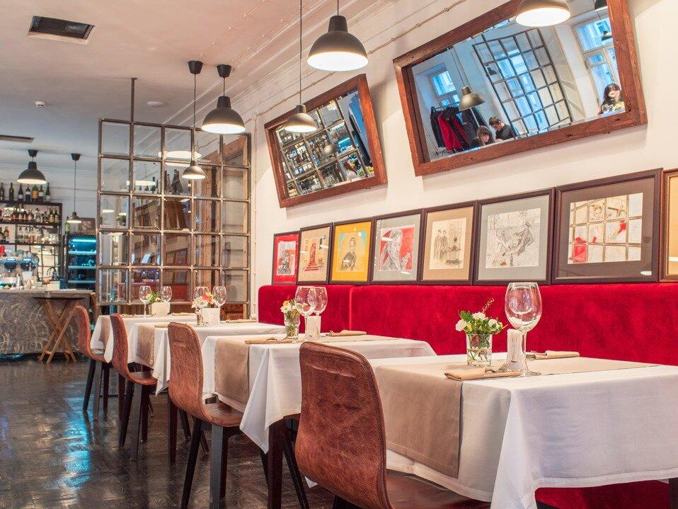 restaurant — Дом 16 — Moscow, photo 2