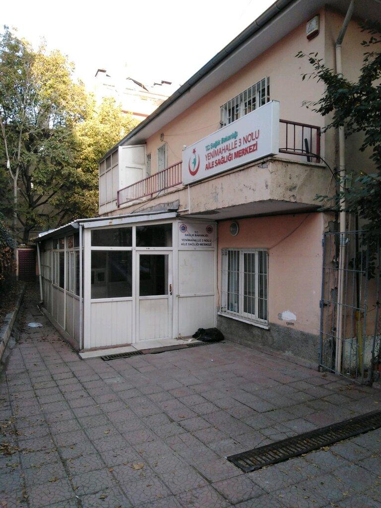 poliklinikler — Ankara Yenimahalle 3 Nolu Asm — Yenimahalle, foto №%ccount%
