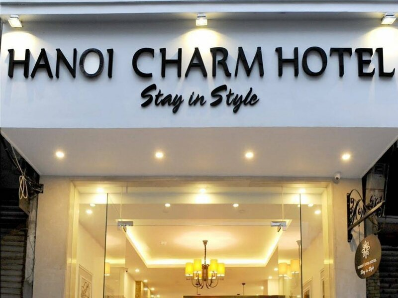 Charm Boutique Hotel SPA