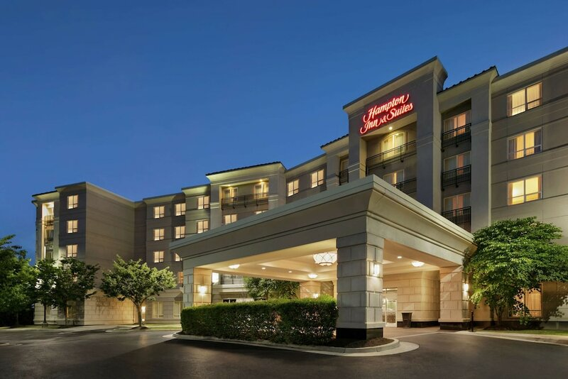 Hampton Inn & Suites Washington-dulles Intl Airport
