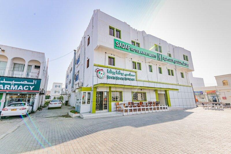 Oyo 126 Sadaf Hotel Apartments
