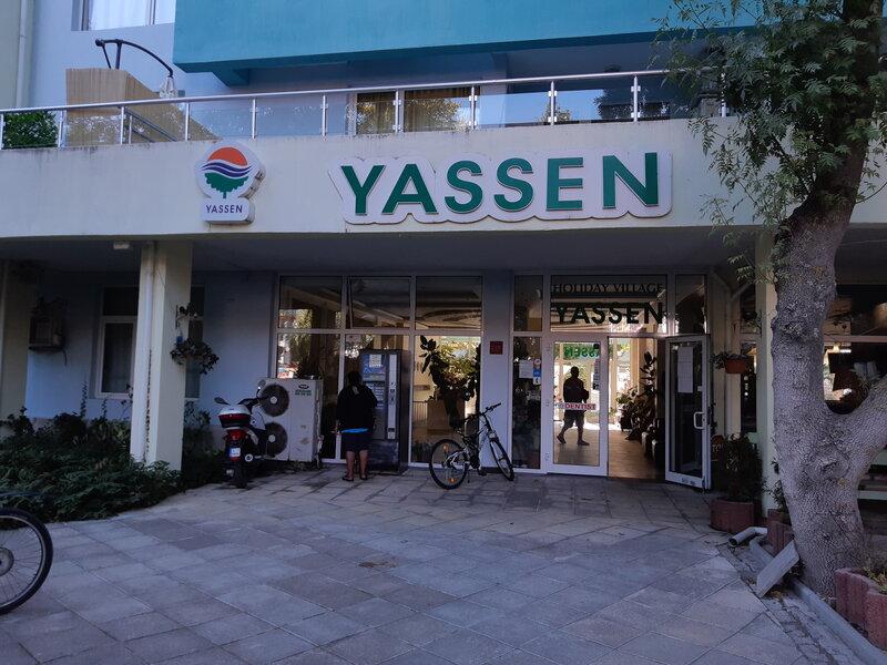 Complex Yasen