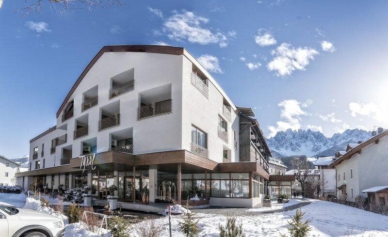 Sporthotel Tyrol & Wellness