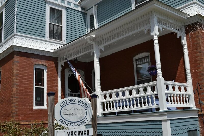 Cheney House