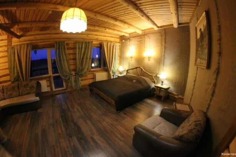 гостиница — Жукова гора — Рязанская область, фото №2