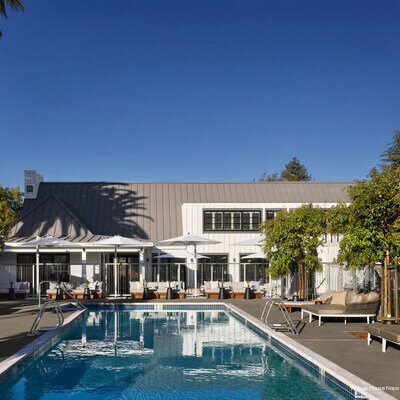 Vintage House at The Estate Yountville
