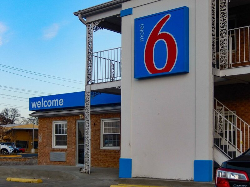 Motel 6 Falls Church, Va - Arlington Boulevard
