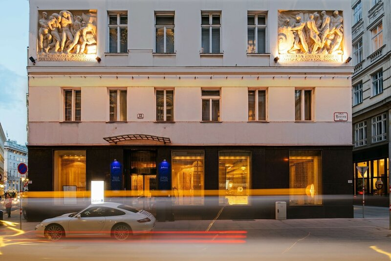 Radisson Blu Style Hotel Вена