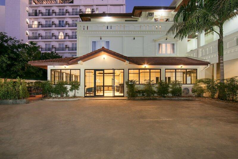 Vientiane Boutique Villa