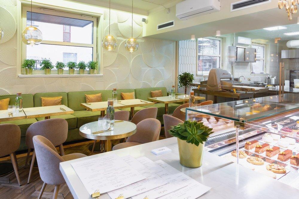кондитерская — Niqa Patisserie & Cafe — Москва, фото №1