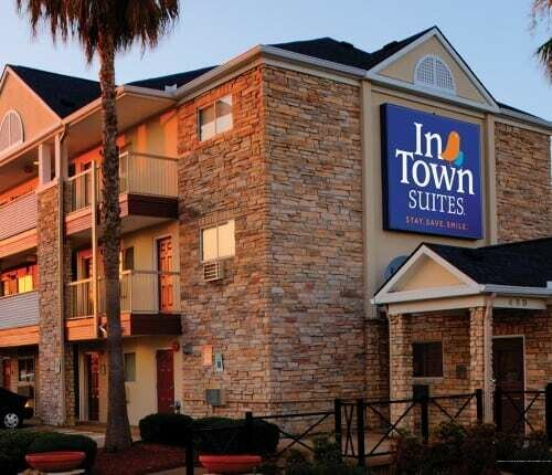 InTown Suites Extended Stay Greenville/Anderson