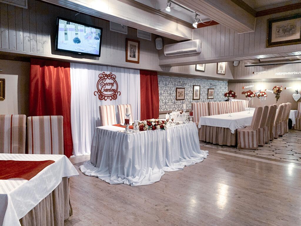 Банкетный зал для мероприятий в Марьино