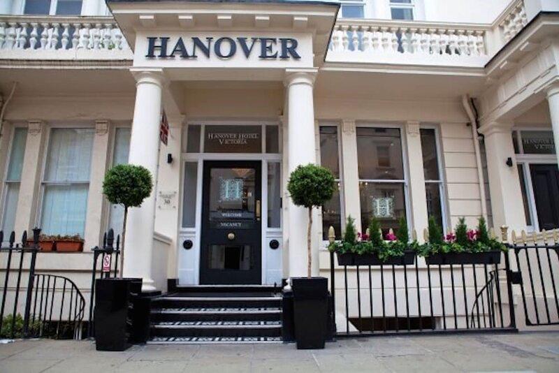 The Portico Hotel - Fka Hanover Hotel Victoria