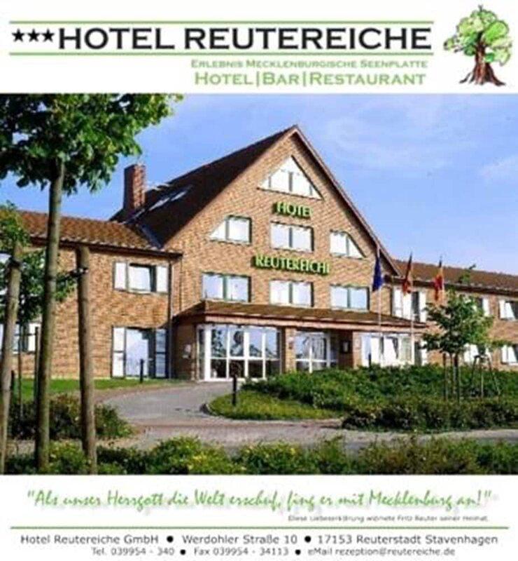 Hotel Reutereiche GmbH