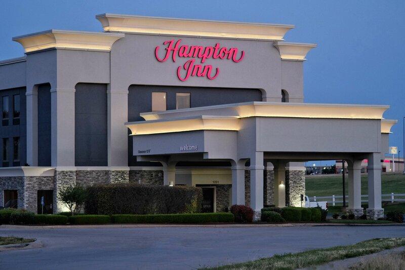 Hampton Inn Oklahoma City Yukon