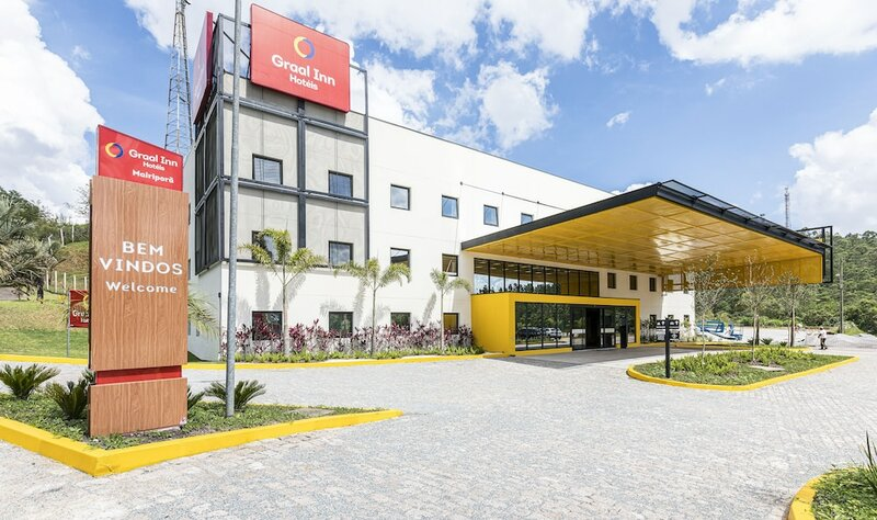Hotel Graal Inn Mairiporã