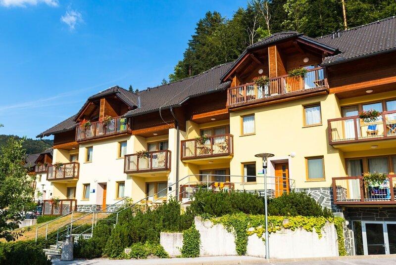 Apartment Resort Eco SPA Snovik