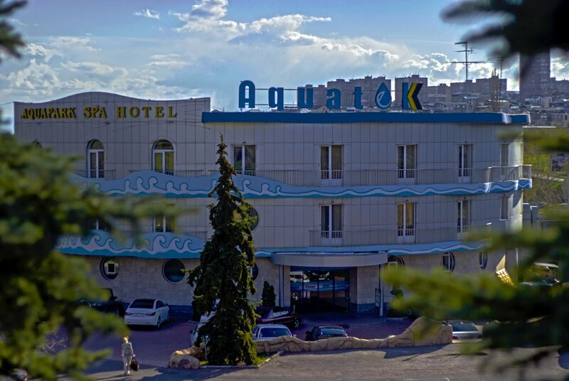 Отель Aquatek Resort & SPA Hotel
