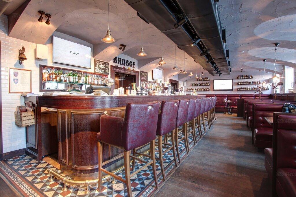 restaurant — Belgisky gastronomichesky pab Brugge — Saint Petersburg, фото №9