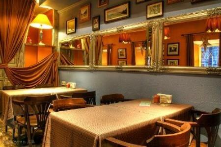 restaurant — Tres Francais; Tr& № 232; s Fran& № 199; Ais — Kyiv, photo 1