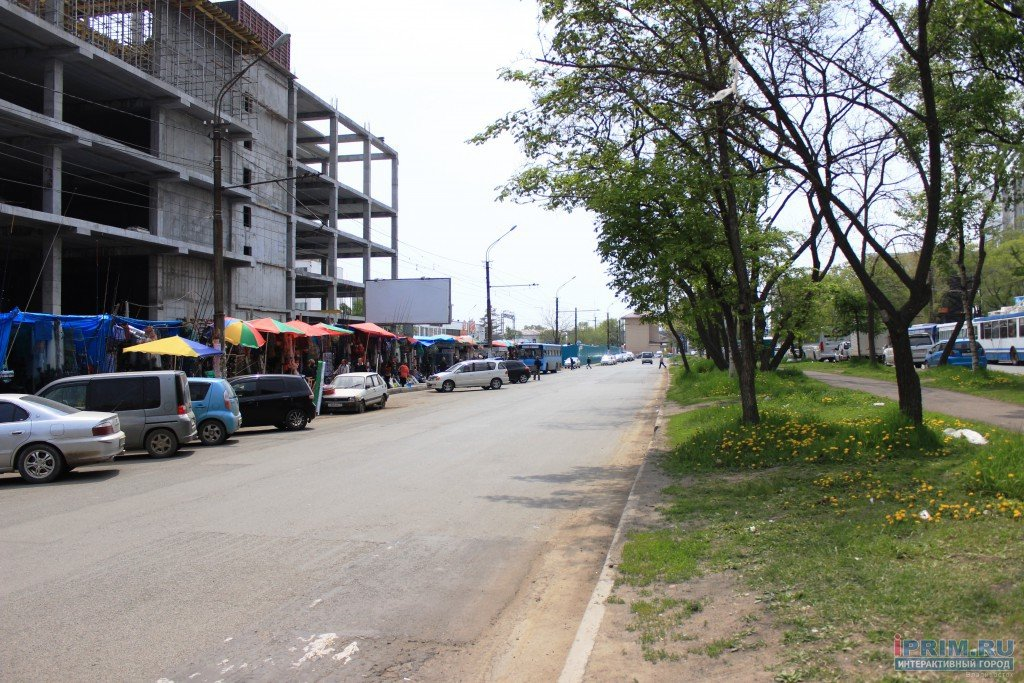 улица русская владивосток фото архитекторы использовали своих