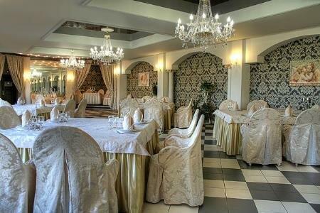 Ресторанно-гостиничный комплекс Мираж-парк