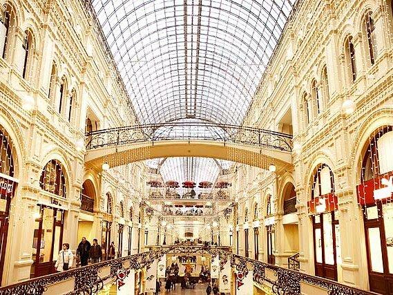 торговый центр — ГУМ — Москва, фото №9