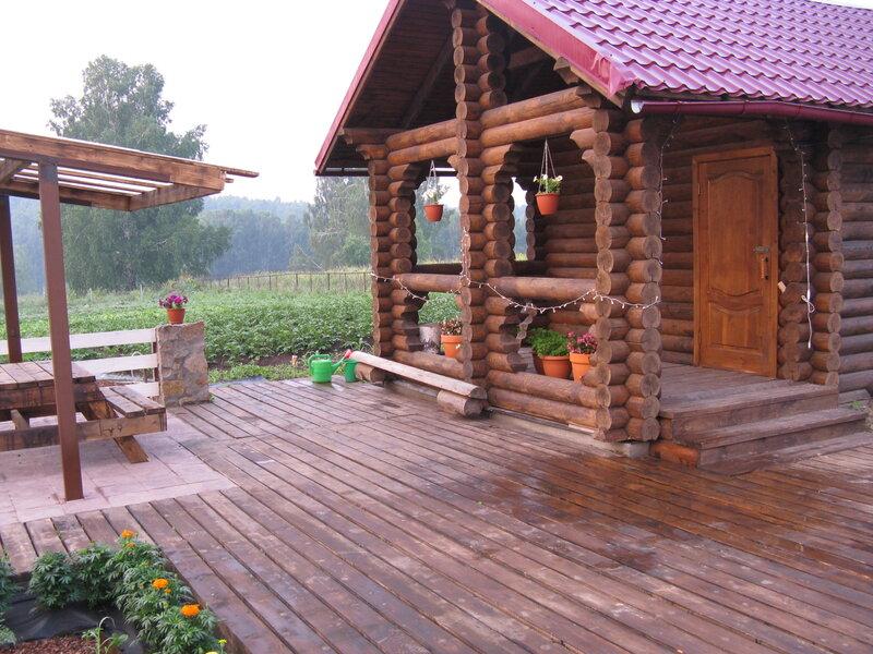 Гостевой дом Земляничная поляна